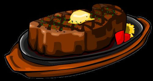 ステーキで良質なタンパク質と脂質を摂取!糖質制限ダイエット