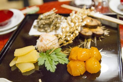 料亭春海の卓袱料理